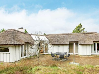 Photo for Rustic Holiday Home in Fjerritslev Jutland with Sauna