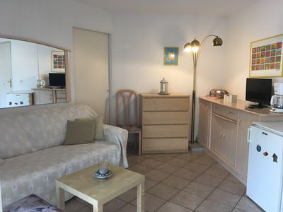 Photo for APARTMENT T2 / 4 PERS / CLOSE TOWN CENTER AND BEACH