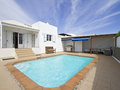 Photo for Villa Joanne - 4 Bedroom villa - WiFi and Air conditioning -  Perfect for families