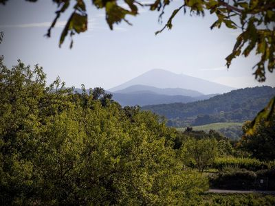Photo for Studio With Magnificent Views Set Amongst Vines And Apricot Orchards