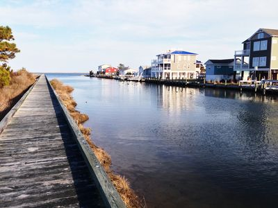 Photo for Bayside Ocean City Resort Home - Crabbing Pier, Kayak Dock, Pools, Clubhouse