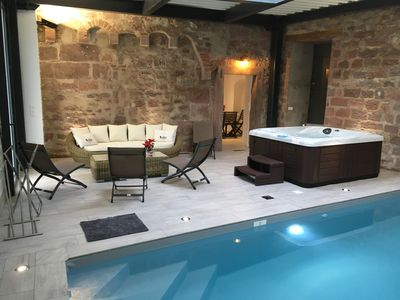 Photo for Wellness LA TOUR DES REMPARTS SPA & Indoor swimming pool
