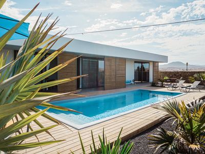Photo for Villa Nerea- modern with heated pool