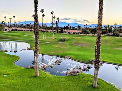 Photo for Great View! Golf Course, Water and Mountain Views. Spacious 3 bed, 3 bath condo.