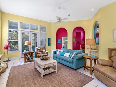 Photo for Lil' Bit of Sunshine~ Truly inviting 3BR/2 1/2BA beach house!
