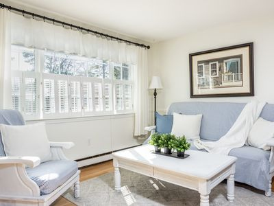 Photo for Bright inviting West Yarmouth cottage near beaches, restaurants and family fun
