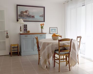 Photo for 3 rooms for 4 people in the heart of Carnac