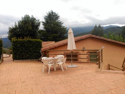 Photo for RURAL HOUSE in the Montseny Natural Park and near Costa Brava