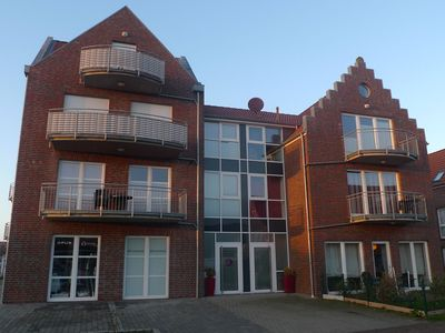 Photo for Lovely apartment for 3 people with WIFI, TV, balcony and parking