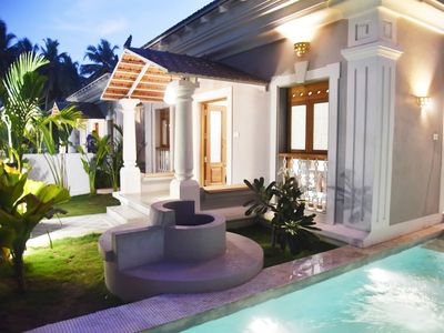 Photo for 2BR LUXURY VILLA BAGA WITH PRIVATE POOL