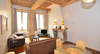 Photo for Apartment in the center of Lyon with Lift, Washing machine (464896)