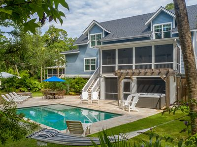 5A Hickory Ln-Beautiful Beach Home, Exactly 175 Yards to the Beach !