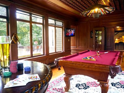 Photo for 25% off May Walk to Everything, Ultimate Home, Elevator, Pool, Bar, Billiards