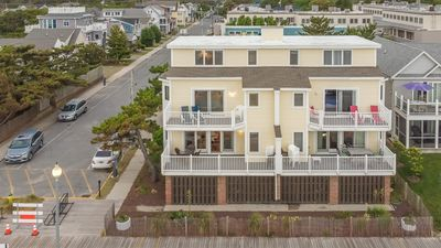 Photo for RATES REDUCED! OCEAN FRONT w/ Amazing Views 5BR Villa Sleeps 12 Downtown Rehoboth Beach