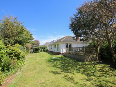 Photo for Pebbles   4 Bedroom Bungalow   Croyde