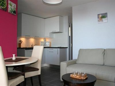 Photo for Apartment Port Barcares, studio flat, 4 persons