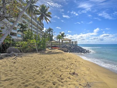 Photo for NEW! Rincon Condo w/Pool&Spa Access-Steps to Beach