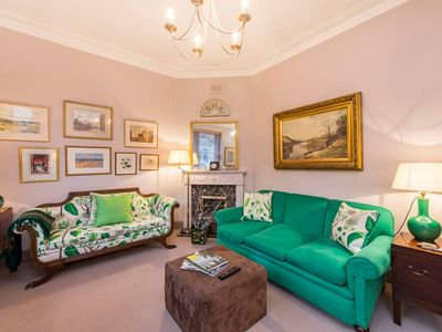 Photo for Traditional British 1 Bed beside Battersea Park