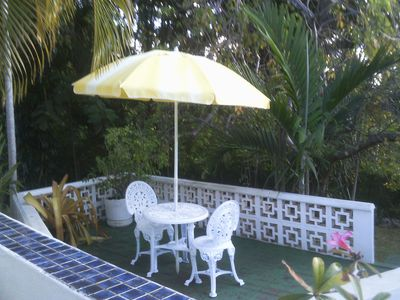 Photo for Spacious Hilltop Residence With Pool Off Scenic Eastern Road,  Nearby Beaches