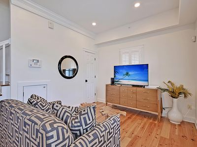 Photo for Crows Nest (Historic Downtown)- 1 Bed/1.5 Bath - 4 Blocks to Citadel Stadium!