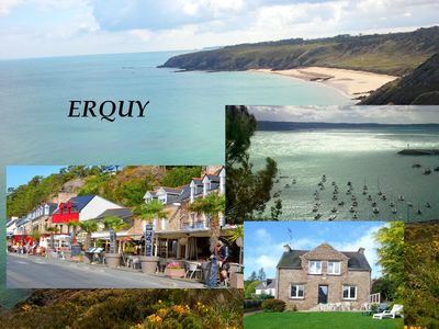 Photo for 4BR House Vacation Rental in Erquy, Bretagne