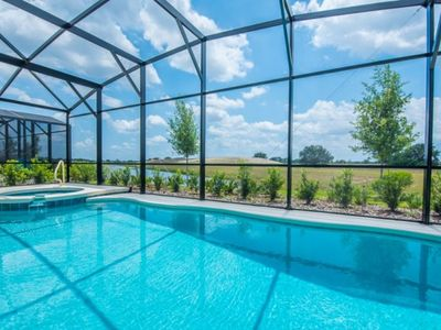 Photo for Stunning Sunset Views and Wide Open Space to Entertain