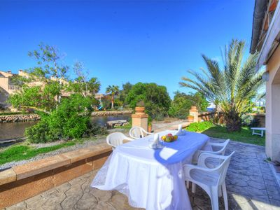 Photo for 3BR Villa Vacation Rental in Alcudia, Balearic Islands