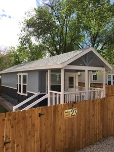 Awesome Stunning Tiny Park Model Homes Brand New Moab Home Interior And Landscaping Spoatsignezvosmurscom