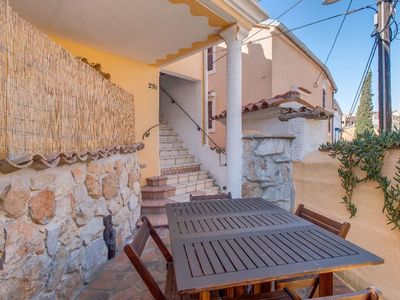 Photo for Popi 1 apartment in Mali Losinj with WiFi, air conditioning, private parking & private terrace.