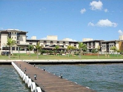 Photo for Excellent flat on the edge of Paranoá Lake