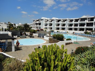 Photo for 2BR Apartment Vacation Rental in Costa Teguise, CN