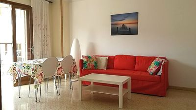 Photo for Exceptional location, 50m from the beach!