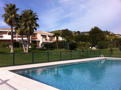 Photo for T2 BEAUTIFUL VIEWS OF THE BAY OF CANNES AND ISLANDS OF LERINS