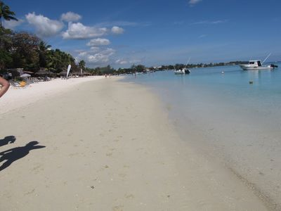 Photo for Villa located 2 minutes from the beach, close to shops, most beautiful corner of Mauritius