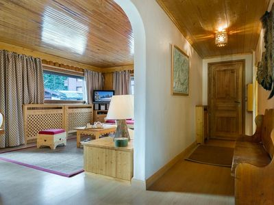 Photo for 2BR Apartment Vacation Rental in COURCHEVEL 1850