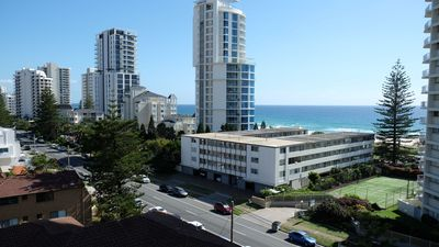 Photo for Large two bed apartment on Broadbeach