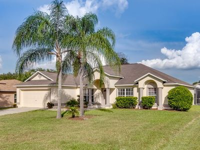 Photo for 5 Bedroom Pool and spa Home Close to Disney
