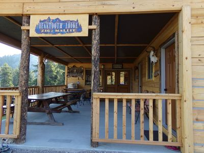 Photo for The Buffalo Room in Beartooth Lodge close to Yellowstone National Park