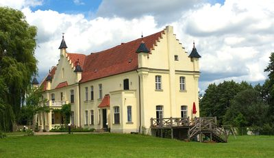 Photo for Highly renovated manor house in the Prignitz