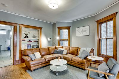 Space to relax with your family and friends