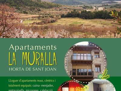Photo for La Muralla apartments for 16 people