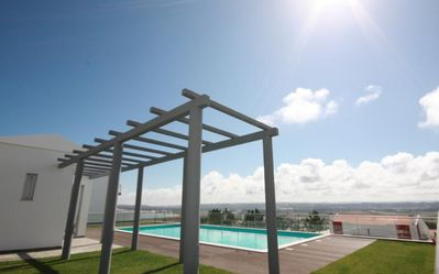 Photo for Holiday Townhouse for Rent   Three Bedroom   Shared Swimming Pool   Salir do Porto