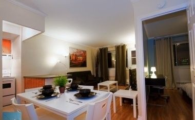 Photo for 1BR Condo Vacation Rental in Montreal, QC