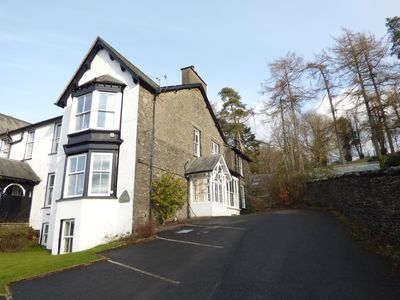 Photo for 1st floor flat, great location, 5 mins Bowness centre, with walks from the door