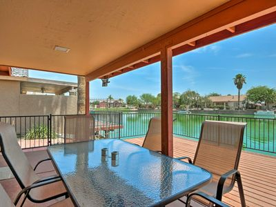 Photo for Waterfront Casa Grande House- 2 Miles to Main St!