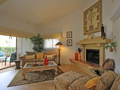 Photo for Tropical Paradise 2 Bedroom Condo in Palm Desert