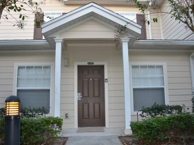 Photo for Luxury on a budget - Lucaya Village - Amazing Relaxing 3 Beds 2 Baths Townhome - 3 Miles To Disney