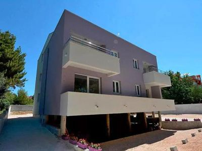 Photo for Apartments in der Villa Mira, Zadar  in Norddalmatien - 6 persons, 2 bedrooms