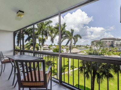 Photo for NEW LISTING! Well-equipped condo w/shared pool & convenient location near beach