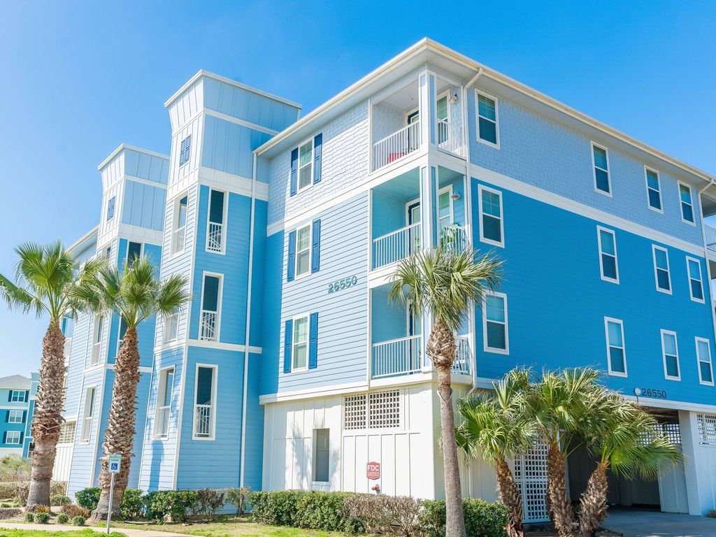 Beautiful Galveston Condo In Pointe West Texas Hotels Resorts